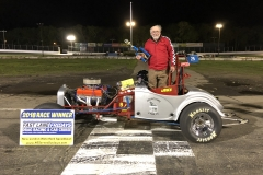 5/18 Outlaw Class #1 - Tom Bischoff